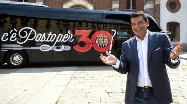 C'è Posto per 30?, il nuovo programma di Max Giusti: dal 7 ottobre 2018 su Nove