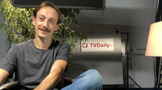 Romolo + Giuly, i Ciak di TVDaily: intervista esclusiva a Niccolò Senni