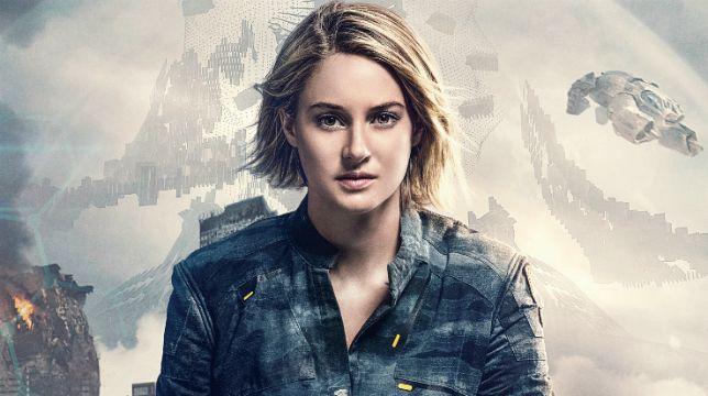 Allegiant: il film con Shailene Woodley in onda stasera su 20