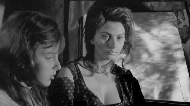 La ciociara: il film con Sophia Loren premio Oscar stasera su TV2000