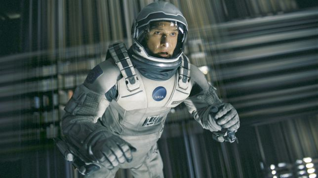 Interstellar: il film con Matthew McConaughey stasera in onda su 20