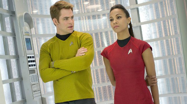 Into Darkness – Star Trek: il film con Chris Pine stasera su TV8