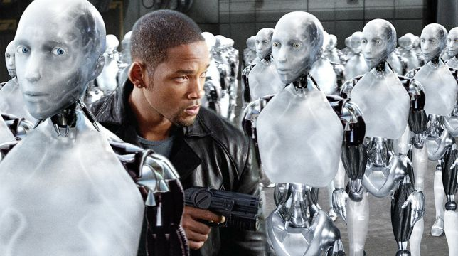 Io, Robot: il film con Will Smith da Isaac Asimov stasera su Focus