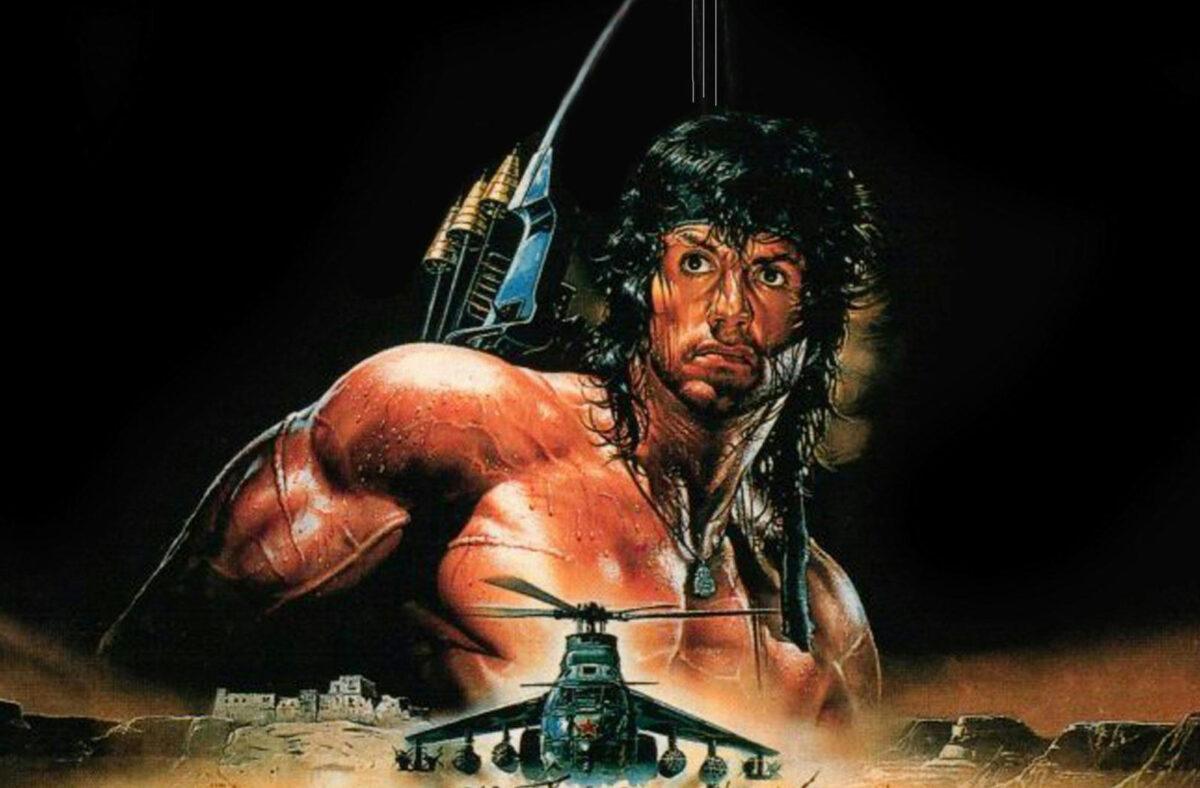 Rambo III: il film con Sylvester Stallone stasera su Italia 1