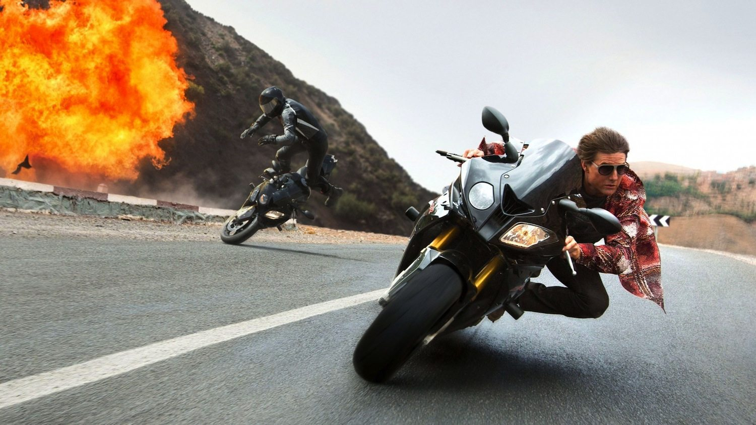 Mission Impossible – Rogue Nation: il film con Tom Cruise stasera su Canale 5