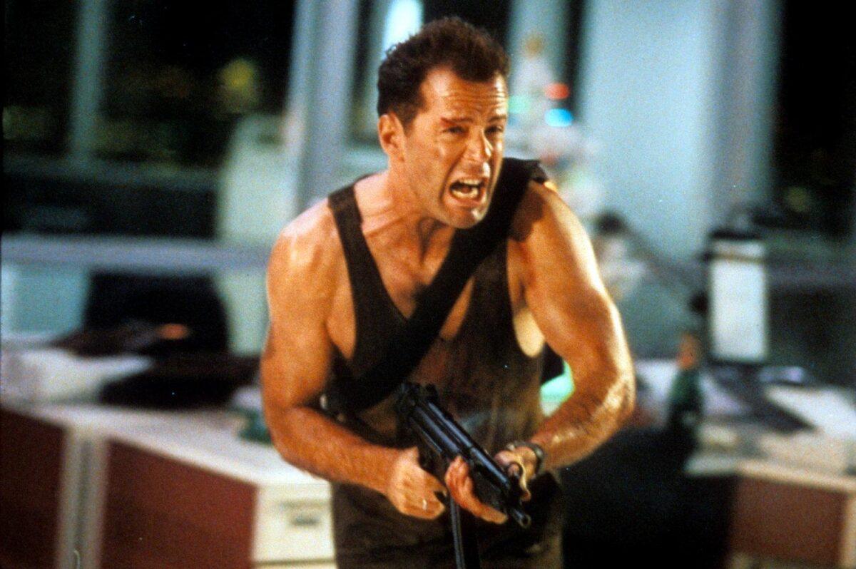 Die Hard – Trappola di cristallo: Il film stasera su Rete 4