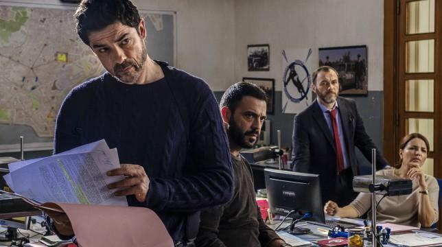 I Bastardi di Pizzofalcone: stasera la seconda stagione su Rai 1