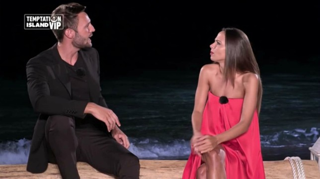 Temptation Island Vip, ultima puntata: Andrea Zenga lascia Alessandra Sgolastra
