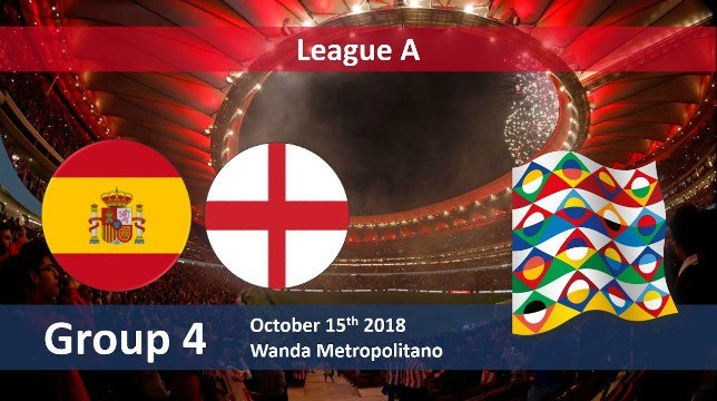 Uefa Nations League, Spagna vs Inghilterra: ecco come e dove vederla in Tv e in Streaming