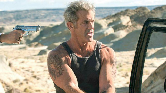Blood Father: il film action con Mel Gibson stasera su 20