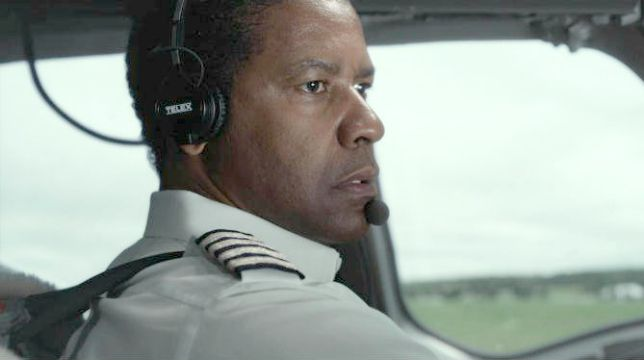 Flight: il film con Denzel Washington stasera su Rete 4