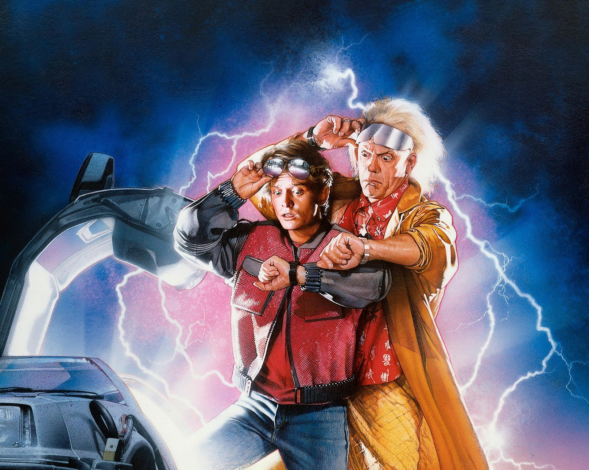 Ritorno al futuro – Parte II: il film con Michael J. Fox e Christopher Lloyd stasera sul 20