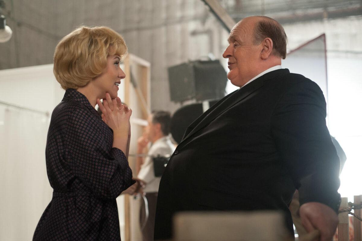 Hitchcock: Il film stasera su Cine Sony
