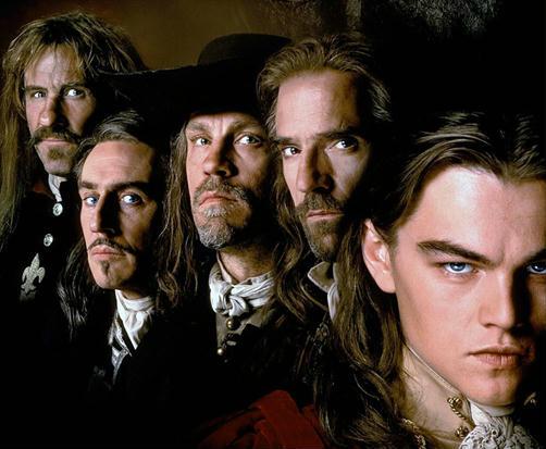 La maschera di ferro: il film con Leonardo DiCaprio stasera su NOVE