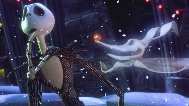Nightmare Before Christmas: il film culto stasera su Paramount Channel