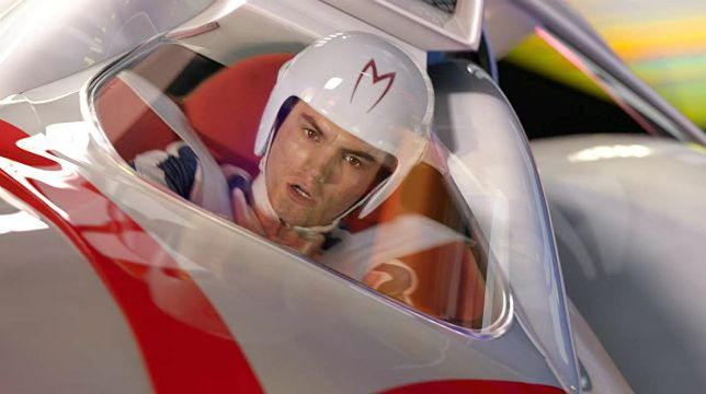 Speed Racer: il film action tratto dall'anime stasera su Boing