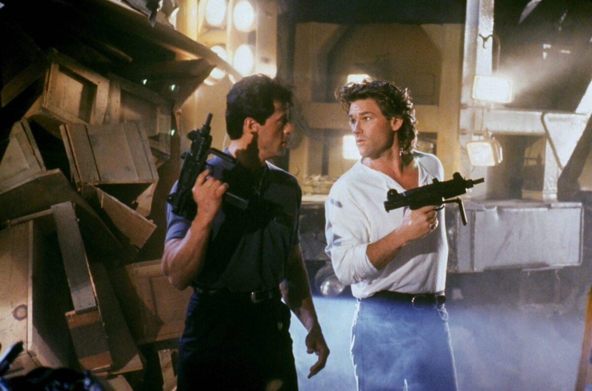 Tango & Cash: il film con Sylvester Stallone e Kurt Russell stasera su 20