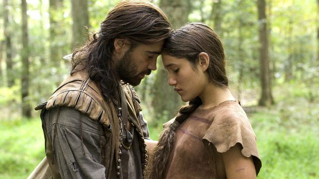 The New World – Il nuovo mondo: il film stasera su Iris