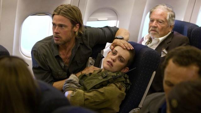 World War Z: il film con Brad Pitt stasera su Nove