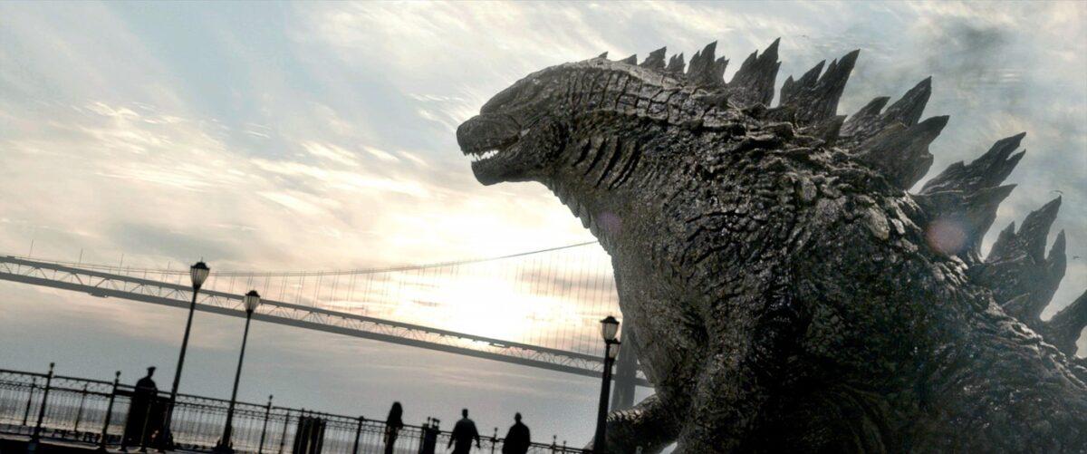 Godzilla: il film stasera su 20