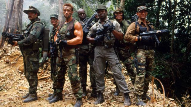 Predator: il film stasera su Rai 4