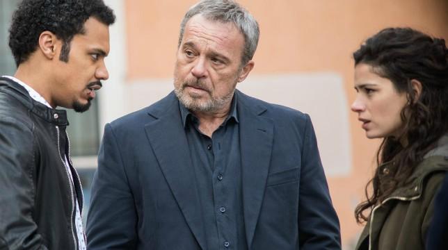 Nero a metà: questa sera la prima puntata del poliziesco con Claudio Amendola