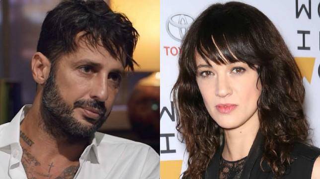 Fabrizio Corona e Asia Argento, è già finito l'amore?