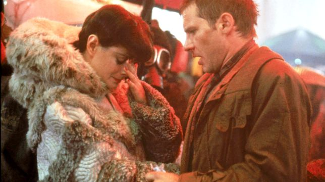 Blade Runner: il mitico film con Harrison Ford stasera su Focus