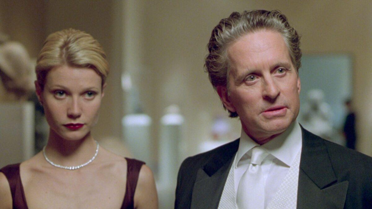 Delitto perfetto: il film con Michael Douglas stasera su Iris