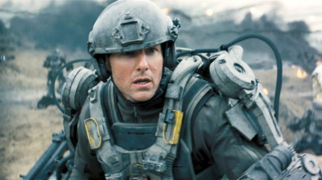 Edge of Tomorrow: il film con Tom Cruise stasera su 20
