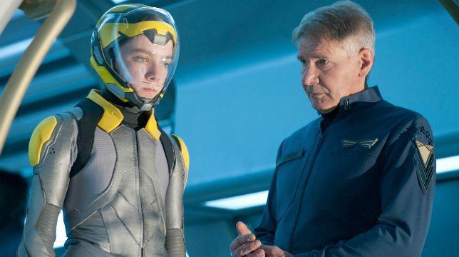 Ender's Game: il film sci-fi con Harrison Ford stasera su Rai 4