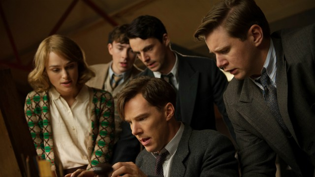 The Imitation Game: il film stasera su Rai Movie