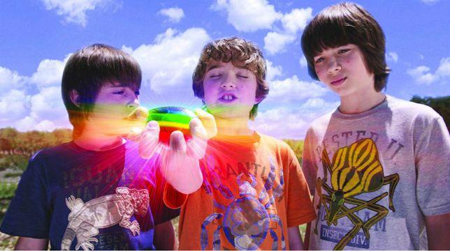 Il mistero della pietra magica, il film per ragazzi stasera su Boing