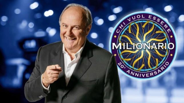 Stasera torna Chi vuol essere milionario? su Canale 5 per un evento speciale