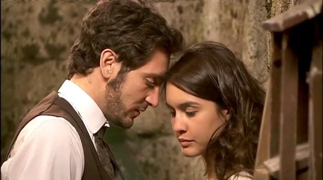 Il Segreto, Pepa e Tristan racconto di un amore: lo speciale della soap su Rete 4 in prima serata