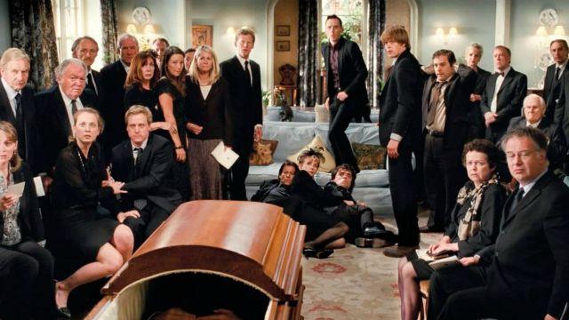 Funeral Party: il film stasera su Cielo