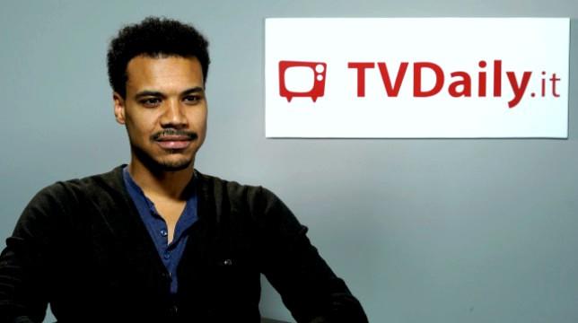 Nero a Metà, i Ciak di TVDaily: intervista esclusiva a Miguel Gobbo Diaz