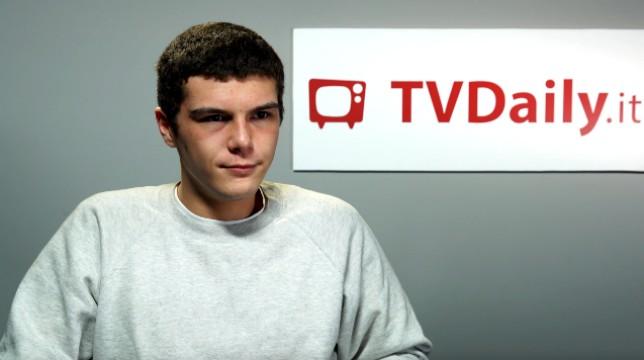 Baby, i Ciak di TvDaily: intervista esclusiva a Riccardo Mandolini
