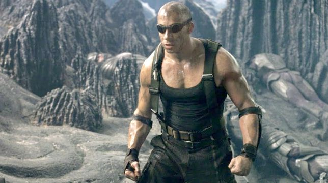 The Chronicles of Riddick: il film con Vin Diesel stasera su 20