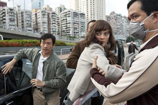 Contagion: il film stasera su Iris