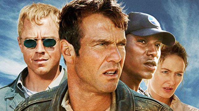 Il volo della Fenice: il film con Dennis Quaid stasera su Cine Sony