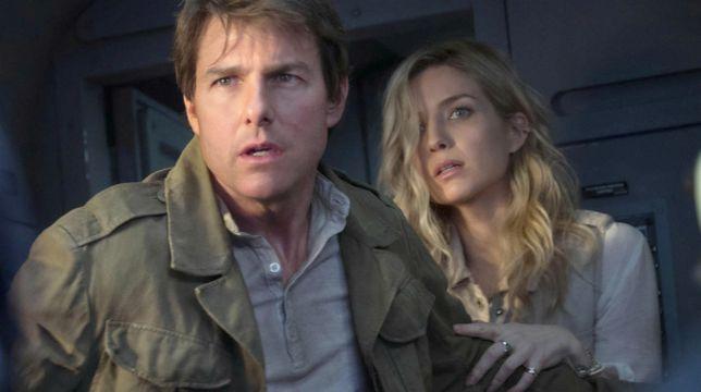 La mummia: il remake action con Tom Cruise stasera su Canale 5