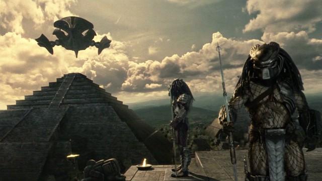 Alien Vs. Predator: il film stasera su Rai 4