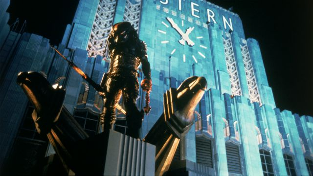Predator 2: il film stasera su Rai 4