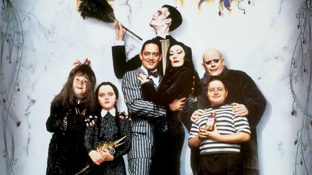La famiglia Addams: il film stasera su Paramount Channel