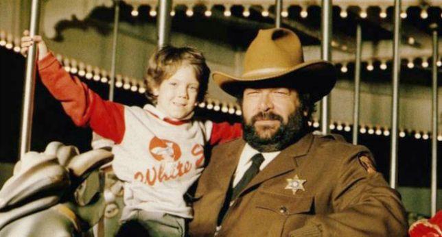 Uno sceriffo extraterrestre: il film con Bud Spencer stasera su Nove