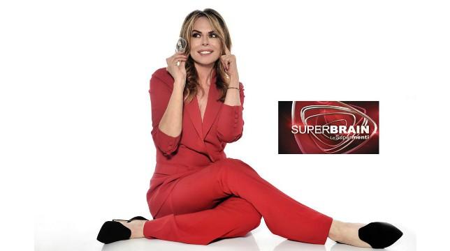 SuperBrain – Le Supermenti: primo appuntamento con lo show delle menti con Paola Perego