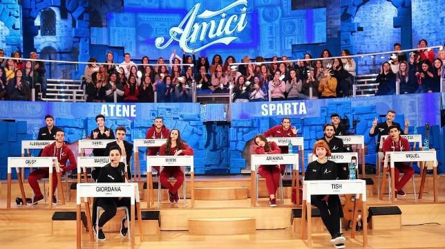 Amici 18: in onda oggi, sabato 12 gennaio, la nuova puntata