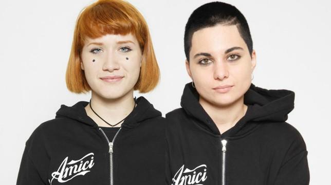Amici 18: per Tish e Giordana Angi cambio di squadra