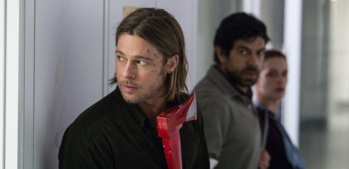 Wolrd War Z: il film con Brad Pitt stasera su NOVE